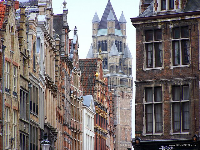 Brugge (Bruges), one of the most beautiful cities we have ever seen.