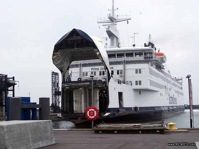 Gedser - Ferry to Rostock