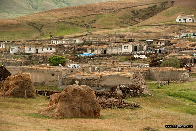 Some lost village between Erzurum and Dogubayazit, near the border with Iran.